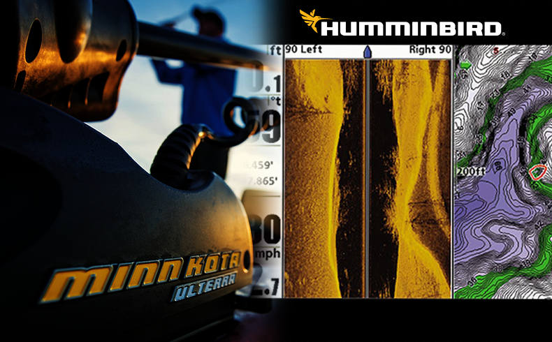 Minn Kota and Humminbird Partner With  Anglers Inn International