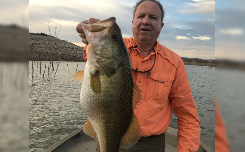 2018-05 - Mike (Lake El Salto)